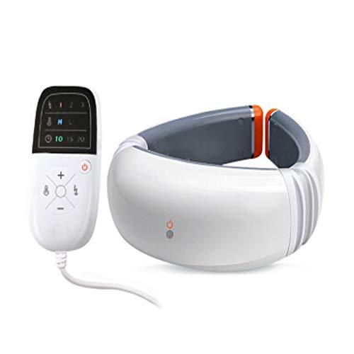 Nackenmassagegerät zur Linderung von zervikalen Schmerzen mit Elektrostimulationseinstellungen Vibrationswärme