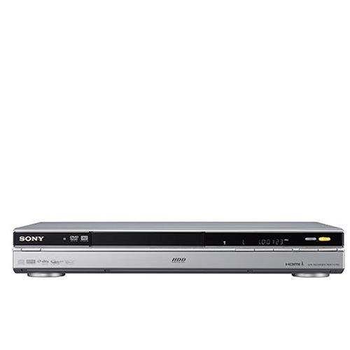 Sony RDR HX 780 S DVD- und Festplatten-Rekorder 160GB (DivX-zertifiziert, HDMI, Upscaling 1080) silber