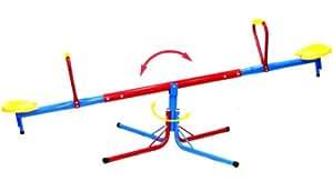 SoBuy® Altalena, traballante vacillare / regalo perfetto per i bambini, SWI01