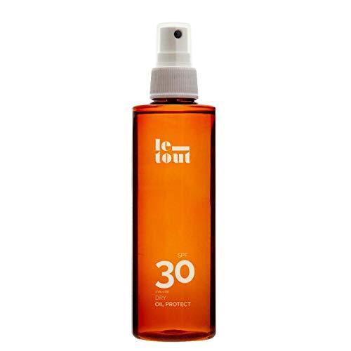 Le-Tout Dry Oil Protect SPF 30