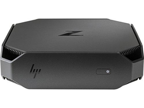 HP 1CC42ET#ABD Z2 Mini G3 Desktop PC (Intel Core i7, 16GB RAM, Nvidia Quadro M620, Win 10 Pro) schwarz
