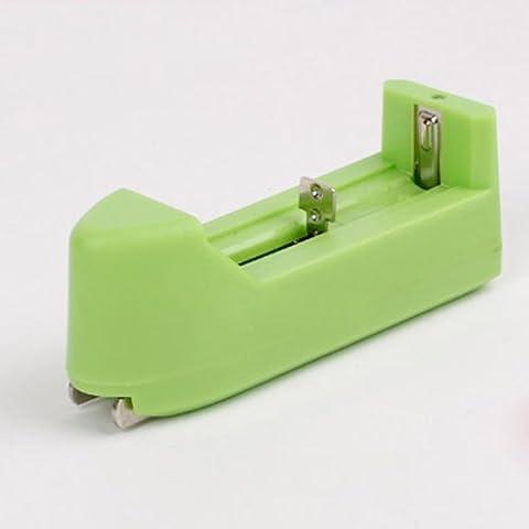 3.7v inteligente de recarga de la batería Cargador Verde.