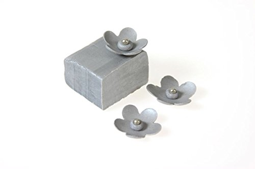 Blütenpaste / Modellierpaste silber 100 g Sonderpreis wegen MHD 31.12.2017