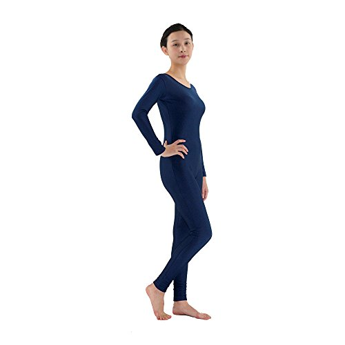 Gazechimp Blau Spandex Zentai Bodysuit Catsuit Tanz Kostüm Erwachsene Größe Auswahl - (Spandex Bodysuit Blaue)