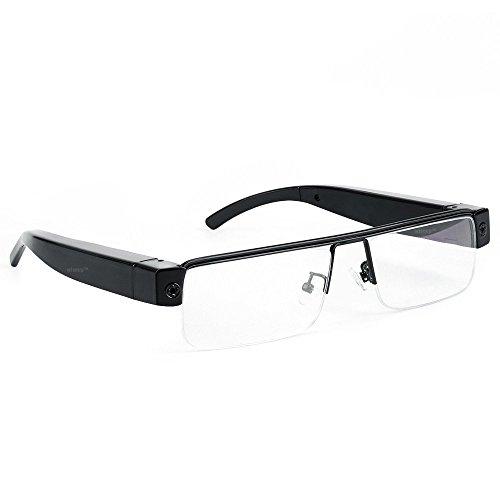 OOZIMO 1080P HD Kamera Brillen Mini Sonnenbrille Nocken DVR Videorecorder DV Camcorder