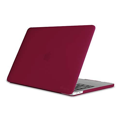 Fintie Hülle für MacBook Pro 13 (2019/2018/2017/2016 Freisetzung) - Ultradünne Matt Gummierte Hartschale Snap Case für MacBook Pro 13
