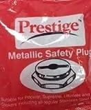 Prestige - Pezzo di ricambio per pentola a pressione, valvola di sicurezza in metallo, nuova e in confezione originale