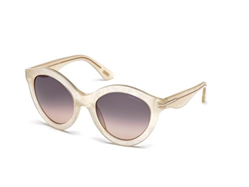 Tom Ford - Damensonnenbrille - FT0359/S 01B 55 - Chiara
