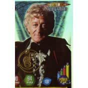Doctor Who Alien Armies Embossed Foil Card E3