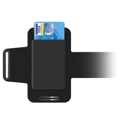 iLuv iss223blk Sportarmband für Samsung Galaxy