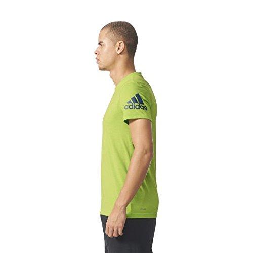 adidas Herren Prime Tee Dd T-Shirt Türkis