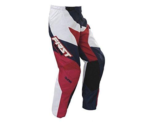 first-racing-pantalon-cross-data-hexahon-bleu-blanc-rouge-bleu-38us46fr
