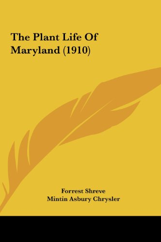 the-plant-life-of-maryland-1910