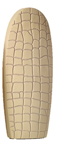 Ritzenhoff & Breker Cobra Vase 30cm Keramik Tisch Top Vase Schlange Haut Muster Cobra Vasen