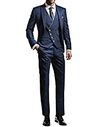 3ce187cd654 Suit Me Hommes 3 pi¨¨ces Costume Slim Fit veste de smoking costumes de