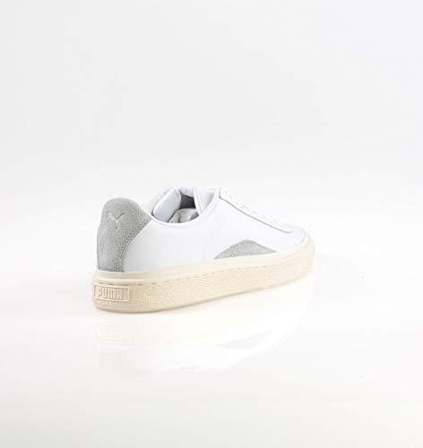Puma x Han Kj  benhavn Basket - White Whisper White - 367185 01