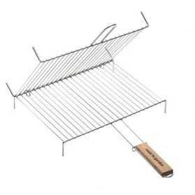 grille-barbecue-double-pied-30x40-cm