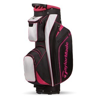 TaylorMade Ladies 2016 Pro Cart 4.0 Cart Bag Womens Golf Trolley Bag 14-Way Divider
