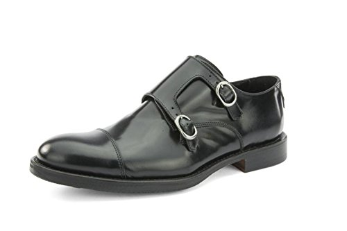 GOLD BROTHERS St Mattew, Chaussons homme Noir