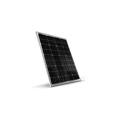 Solar Panel 60W Monokristalline Photovoltaic Pflanze Haus Hütte Camper (Solar-panel Für Pflanzen)