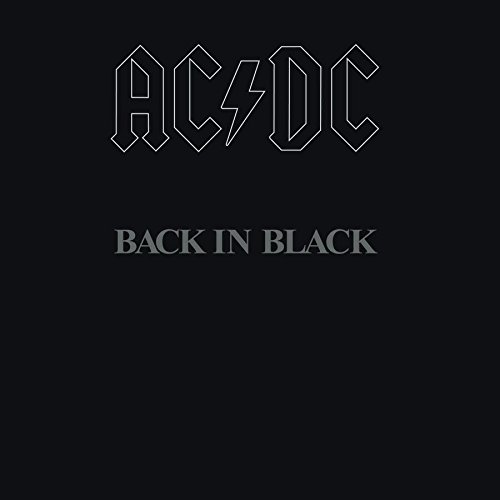 Cover-Bild: AC/DC – Back in Black