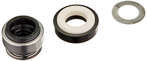 Ressort métallique 12 mm de diamètre intérieur Soufflet en caoutchouc Pompe à eau Joint mécanique