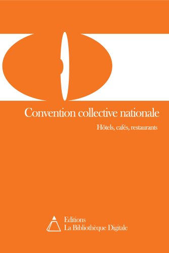 Convention collective nationale des hôtels, cafés restaurants (HCR)