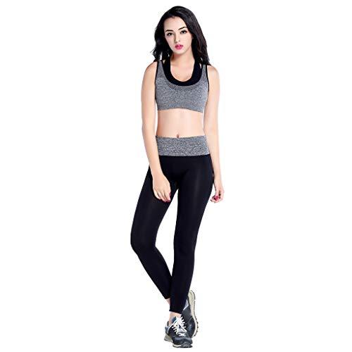 LMRYJQ leggings de cintura alta barato para el Gym yoga deportes calie