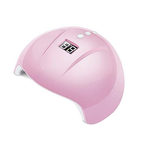 MUYIER Nagel-Fototherapie-Maschine, 36W Smart Belt Induktions-Nagel-Öl-Kleber-Trockner LED + UV-Zeitgeber der Nagel-Fototherapie Lamp30s / 60S / 90S -