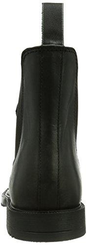 Kerbl Reitstiefelette Leder Classic  Unisex-Erwachsene Reitsportschuhe Schwarz (schwarz; 19-0303)
