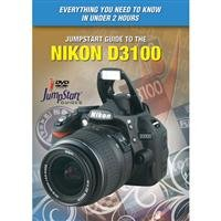 JumpStart Video Training Guide on DVD for the Nikon D3100 Digital Camera -