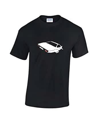Vintage Bond Esprit T-Shirt (Black Small)