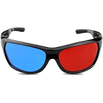 lunettes 3d rouge cyan lunettes anaglyphes 3d de lunettes 3d de qualit pour les jeux 3d pc. Black Bedroom Furniture Sets. Home Design Ideas