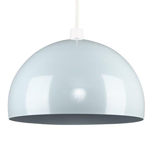MiniSun - Moderna pantalla de lámpara de techo del afamado estilo 'arco', de...