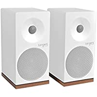 Tangent Spectrum X5 100W Blanco altavoz - Altavoces (De 2 vías, 2.0 canales, Alámbrico, 100 W, 50 - 20000 Hz, Blanco)