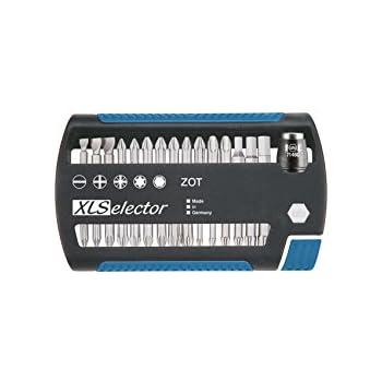 Set schneller Bitwechsel Wiha Bit Set BitBuddy/® MaxxTor 29er/® gemischt 8-tlg 36922 1//4 Bithalter passt in die Hosentasche /Öffnen per Knopfdruck