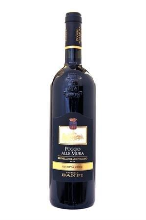 Brunello di Montalcino DOCG Riserva 2009 Poggio alle Mura Lt0,75 Vini di Toscana