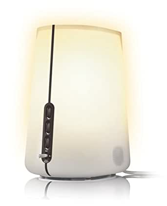 Philips HF3476/01 Wake-Up Light schwarz (Limited Edition)