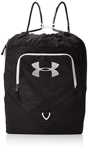Under Armour Unisex Undeniable SPortbeutel, 48 x 39 x 6 cm, 25 Liter, Schwarz (Sporttasche Under Kleine Armour)