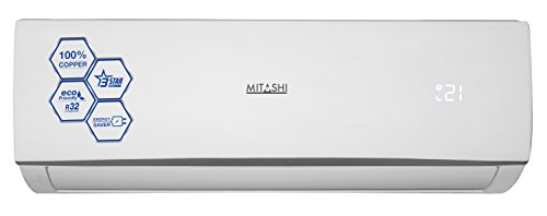 Mitashi 1.5 Ton 3 Star Split AC (Copper Condensor, FSA318K50, White)