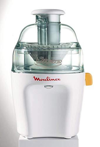 Moulinex Vitae JU200045 - Licuadora compacta (200 W, velocidad de 12800 rpm, filtro de Inox compatible con lavavajillas) [Clase de eficiencia energética A] (Reacondicionado Certificado)