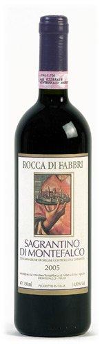 Rocca Di Fabbri Sagrantino 2014-750 ml