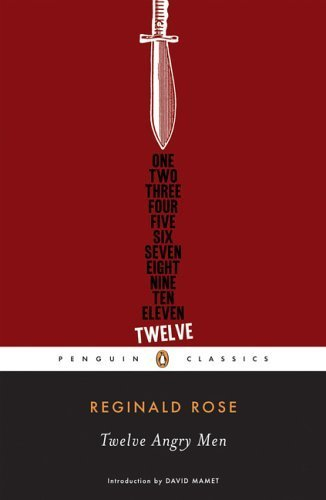 Twelve Angry Men (Penguin Classics) by Rose, Reginald (2006) Paperback