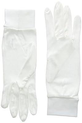 Jasmine Silk Seide Handschuhe Silk glove Innenhandschuh Unterziehhandschuh Elfenbein von JASMINE SILK auf Outdoor Shop