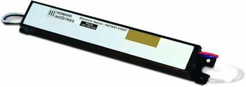 Howard Beleuchtung EP2/59IS/MV/MC/ER Elektronischer Vorschaltgerät für Betrieb f96t8Lampe