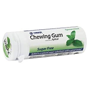 MIRADENT Xylitol Chewing Gum Green Tea, 30 St