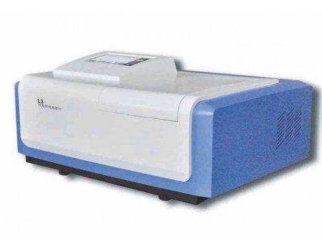 gr-tech Instrument® L6CE Split Beam uv-vis Spektralfotometer 190–1100Nm 2Nm 110V oder 220V