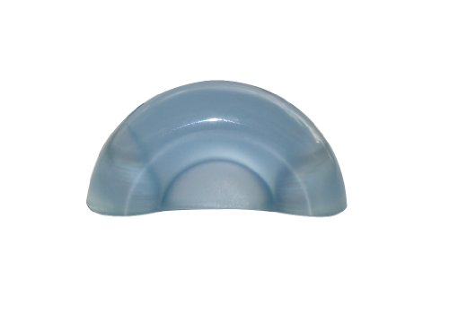 1 x Light blue 30mm cup drawer handle cupboard cabinet knob. by Liberty Hardware (Liberty Kommode Möbel)