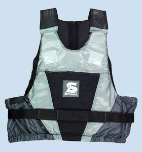 Secumar Jump Schwimmhilfe/Kajakweste, Gewichtsklasse:70-90 Kg