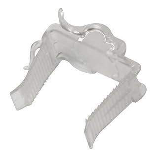 American Lighting U-CLIP-PREM U Clip for Seasonal Lighting Strings, 500-Pack